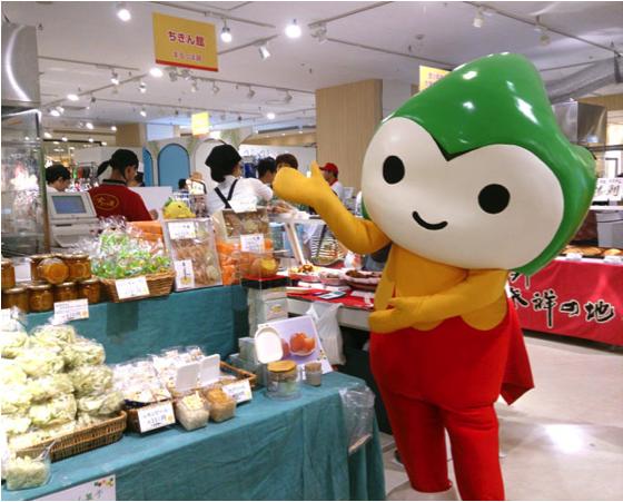 博多阪急百貨店「中国・四国物産展」に行ってきました!!