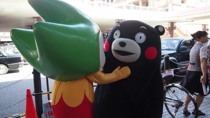 「阿蘇ぼうマルシェ」で熊本からのお客さまをお迎えしたよ!!
