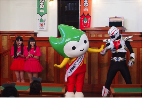 「ゆるキャラ(R)グランプリ2013」で「倍返し(倍増)」だ~っ!!