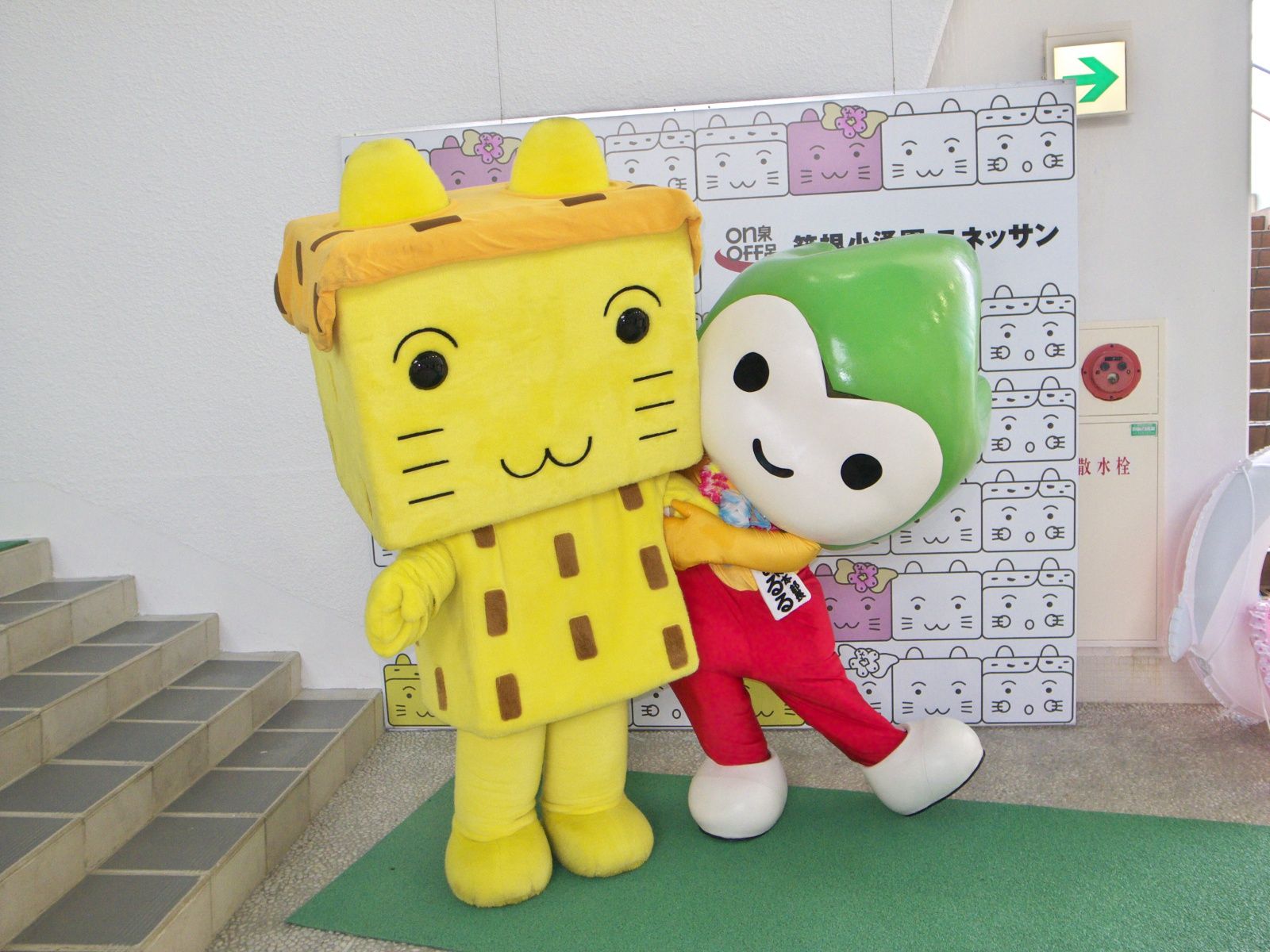 箱根のおともだちボザッピィに会いにいってきたよ☆彡