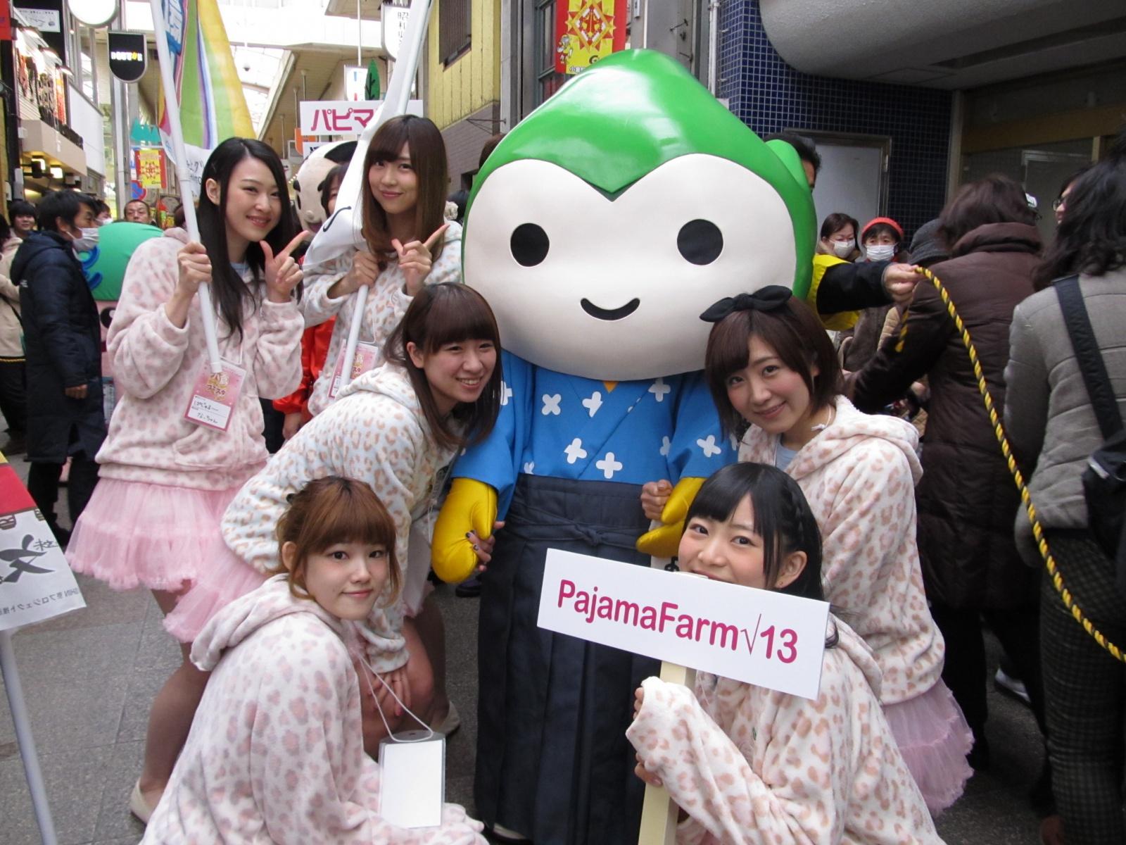 小倉まちじゅうフェスタ2015に行ってきたよ☆彡