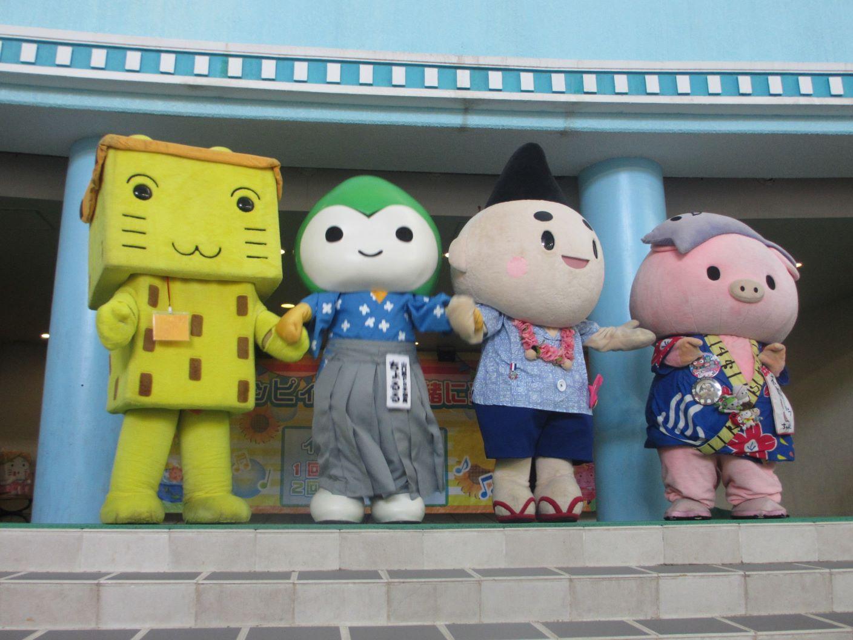 ちょるるの夏の思い出☆夏の恒例行事!箱根で「ハコネコ ボザッピィ」と楽しい夏を過ごしたよ!