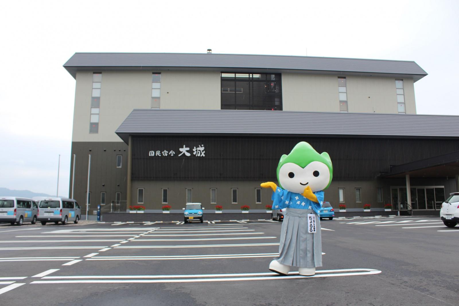 下松市で3つのISHINを巡ってきたよ☆彡