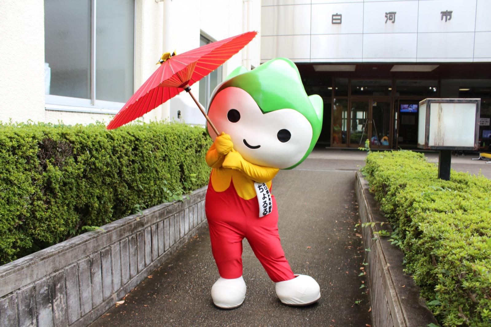福島県にお出かけ♪「しらかわキャラ市」に行ってきたよ☆彡