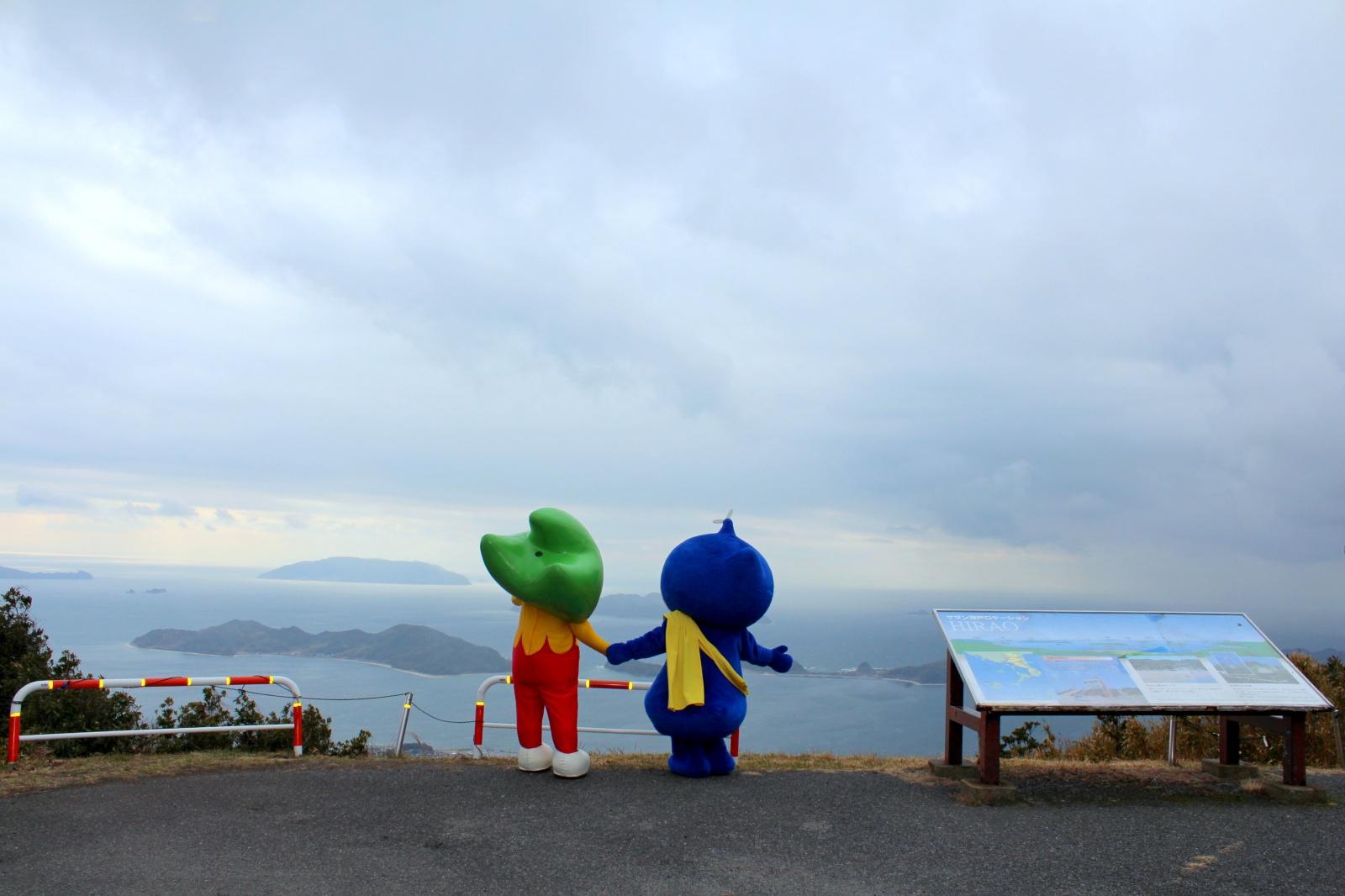 春のお出かけスポットを紹介!!瀬戸内海に面した町、田布施町、平生町、上関町を巡ってきたよ☆彡